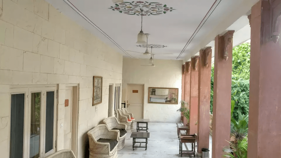 Suryaa Villa, Jaipur  Jaipur Room Type - Junior Suite with Sit Out
