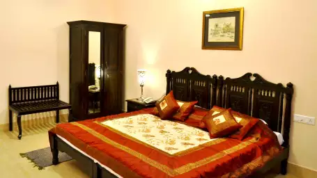 Junior Suite at Hotel Suryaa Villa Jaipur